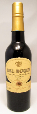 "Gonzalez Byass Amontillado 30 Year ""Del Duque"" - 375 ml"