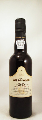 Graham's 20 Year Tawny Porto -  375 ml