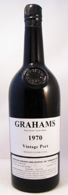 Graham's Vintage Port 1970 MAIN