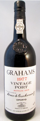 Graham's Vintage Port 1977 THUMBNAIL