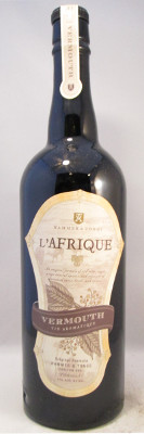 "Hammer & Tongs Sweet Vermouth ""l'Afrique"""