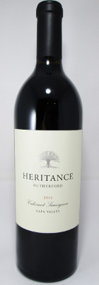 Heritance Cabernet Sauvignon Rutherford 2012