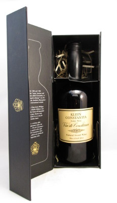 "Klein Constantia ""Vin de Constance""  Natural Sweet Wine 2013 - 500 ml THUMBNAIL"