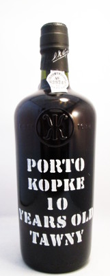 Porto Kopke 10 Years Old Tawny Port