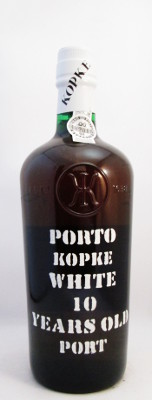 Porto Kopke 10 Years Old White Port