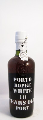 Porto Kopke 10 Years Old White Port - 375 ml