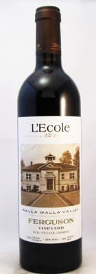 "L'Ecole No. 41 ""Ferguson Vineyard"" Walla Walla Valley 2015 THUMBNAIL"