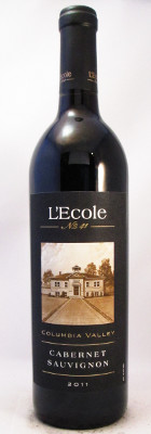 L'Ecole No. 41 Cabernet Sauvignon Columbia Valley 2015