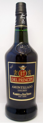 "Marques del Real Tesoro Amontillado Sherry ""Del Principe"" NV"