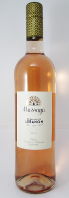 Massaya Rose Beqaa Valley 2015