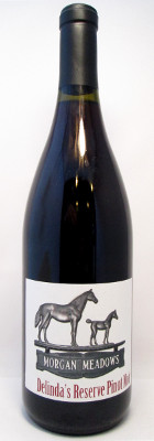 "Morgan Meadows Vineyard Pinot Noir ""Delinda's Reserve"" Ribbon Ridge 2010 THUMBNAIL"