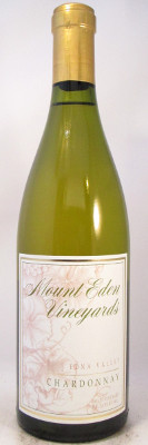 Mount Eden Vineyards Chardonnay Wolff Vineyard 2013