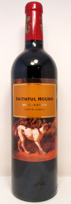 "Mulderbosch ""Faithful Hound"" 2012"