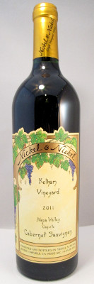 Nickel & Nickel Cabernet Sauvignon Kelham Vineyard 2011_MAIN