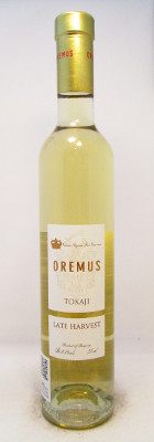 Oremus Tokaji Cuvee Late Harvest 2015 - 500 ml