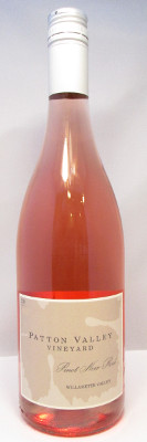 Patton Valley Vineyard Pinot Noir Rose 2015