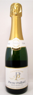 Pierre Paillard Champagne Brut Grand Cru NV - 375 ml