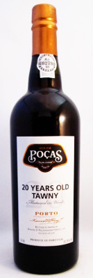 Pocas 20 Years Old Tawny Porto THUMBNAIL