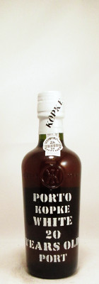 Porto Kopke 20 Years Old White Port - 375 ml THUMBNAIL