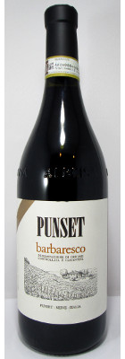 Punset Barbaresco 2010