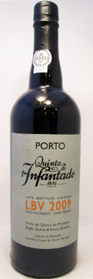 Quinta do Infantado Late Bottle Vintage Porto 2009