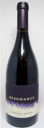 Resonance Vineyard Pinot Noir Yamhill Carlton 2013