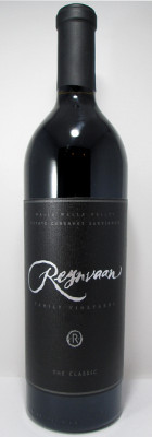 "Reynvaan Family Vineyards Cabernet Sauvignon ""The Classic"" 2016 MAIN"