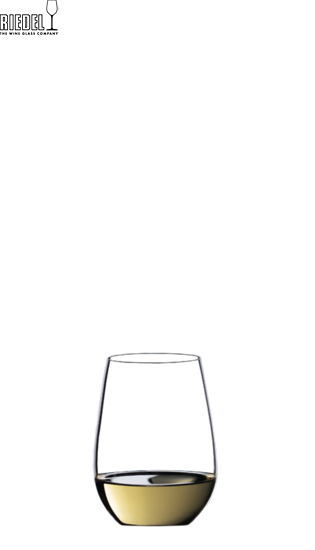 "Riedel ""O"" Riesling/Zinfandel Stemless Glass"