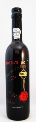 Porto Rocha Very Old Dry White Porto - 500 ml