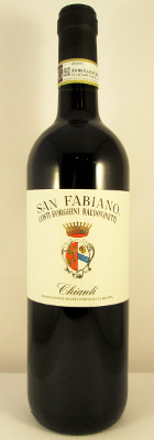 "San Fabiano Chianti ""Putto"" 2015 MAIN"