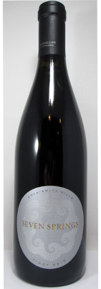 Seven Springs Vineyard (Evening Land) Pinot Noir Eola Amity Hills 2013
