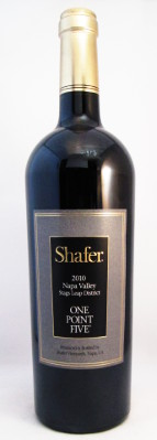 "Shafer Cabernet Sauvignon ""One Point Five"" 2015"