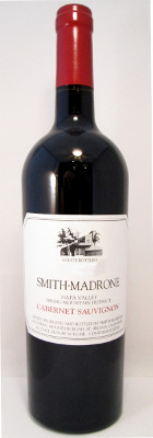 Smith-Madrone Cabernet Sauvignon 2013
