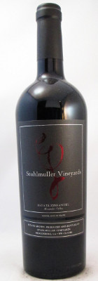 Stuhlmuller Vineyards Estate Zinfandel 2011