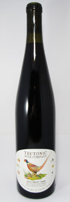Teutonic Wine Company Pinot Noir Bellpine Vineyard 2017 MAIN