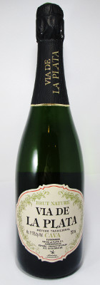 Via de la Plata Cava Brut Nature NV