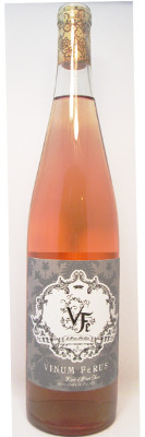 Vinum FeRus Rose of Pinot Noir 2014