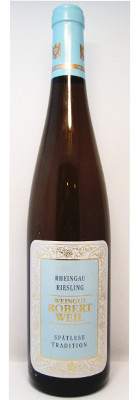 "Weingut Robert Weil Riesling Spatlese ""Tradition"" 2013"