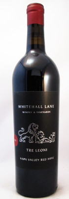 "Whitehall Lane ""Tre Leoni"" Red Wine 2014"