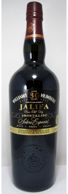 "Williams & Humbert Amontillado Jalifa ""Solera Especial"" Aged 30 Years THUMBNAIL"