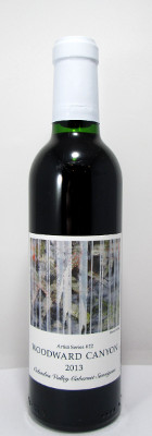 Woodward Canyon Cabernet Sauvignon Artist Series #23 2014 - 375 ml