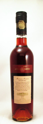 "Yalumba Antique Tawny ""Museum Reserve"" Dessert Wine"