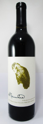 "aMaurice Cellars Estate Red Wine ""Night Owl"" 2013"