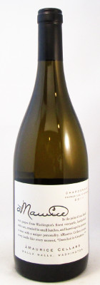 aMaurice Cellars Chardonnay Conner Lee Vineyard 2011