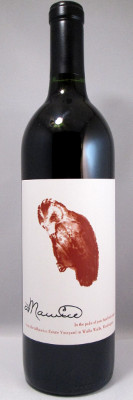 "aMaurice Cellars Estate Red Wine ""Night Owl"" 2010"