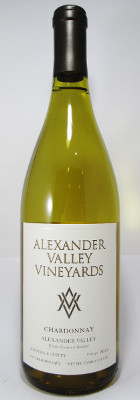 Alexander Valley Vineyards Chardonnay 2017 THUMBNAIL