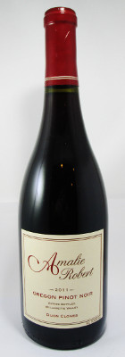 "Amalie Robert Pinot Noir Willamette Valley ""Dijon Clones"" 2011_MAIN"