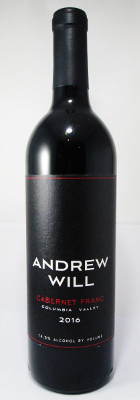 Andrew Will Cabernet Franc Columbia Valley 2016