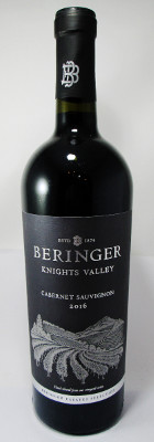 Beringer Cabernet Sauvignon Knights Valley 2016_THUMBNAIL