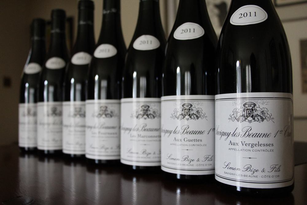 A Burgundy Tasting of the wines from Simon Bize, Tuesday, September 10th THUMBNAIL